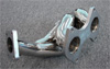 Megan Racing Stainless Steel Turbo Exhaust Manifolds: Mazda RX7 93-96