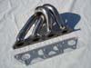 Megan Racing Stainless Steel Turbo Exhaust Manifolds: Mitsubishi DSM T3