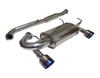 Megan Racing Cat-Back Exhaust System OE-RS:  Nissan 350z