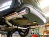 """Ultimate Racing 3"""" Stainless Steel Cat-Back Dual Muffler Exhaust: Subaru Legacy GT"""