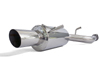 Perrin Cat-Back Exhaust Single Tip (Sport): Subaru WRX/STI (02+)